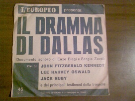 Il Dramma Di Dallas
