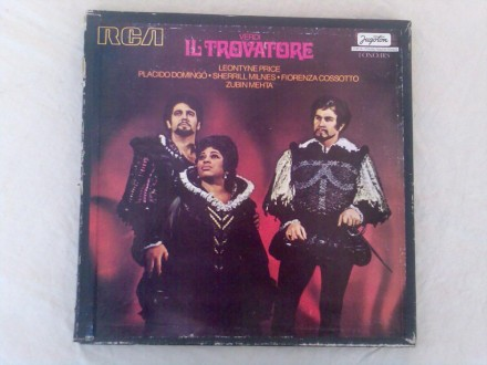 Il Trovatore (Excerpts From The Complete Recording)
