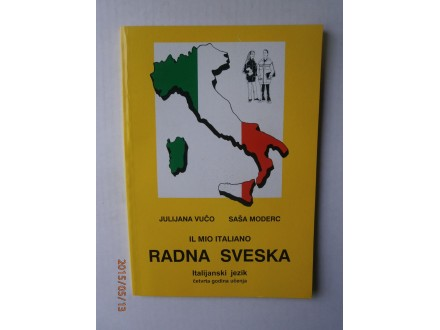 Il mio italiano 4 Radna sveska, Julijana Vučo