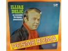 Ilijaz Delić Uz Ans.V.Jovanovića – Pesme Roma, LP