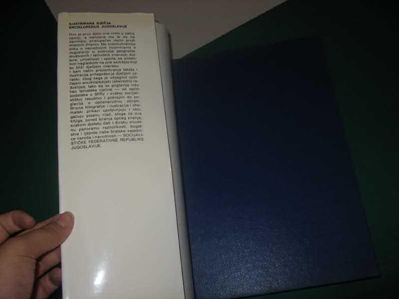 Ilustrirana djecja enciklopedija Jugoslavije