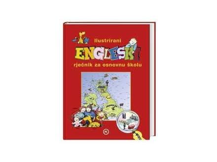 Ilustrirani engleski rječnik za osnovnu školu, nov