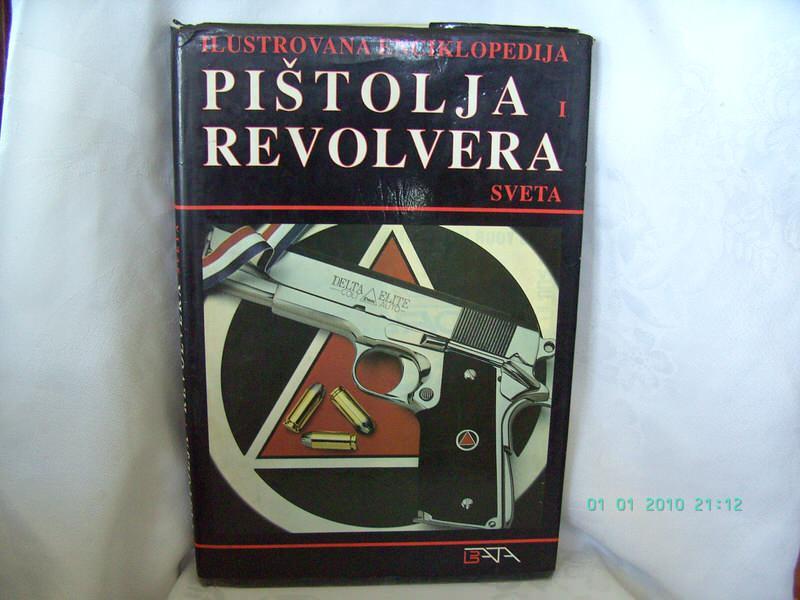 Ilustrovana enciklopedija pištolja i revolvera sveta