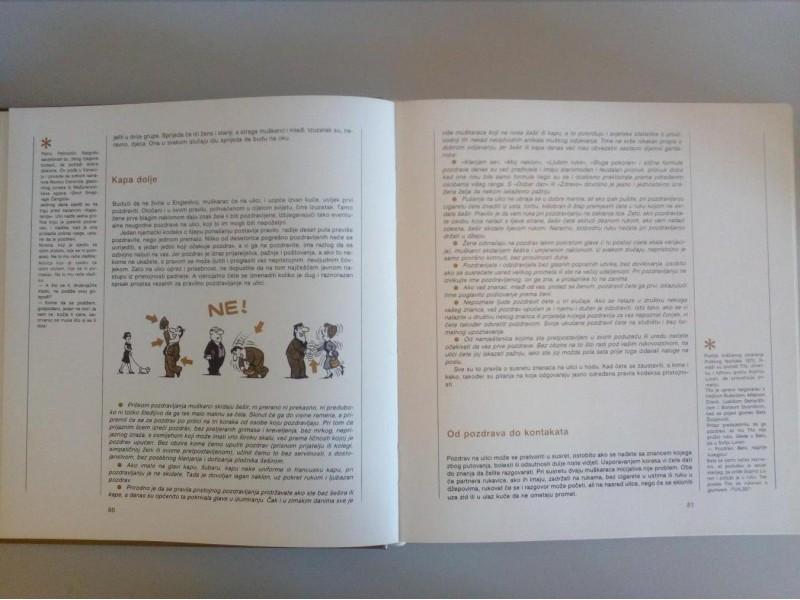 Ilustrovani bonton i protokl, Zelmanović, Đ.