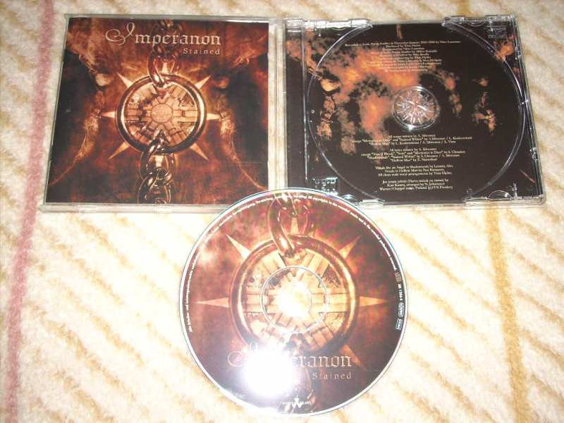 Imperanon - Stained CD