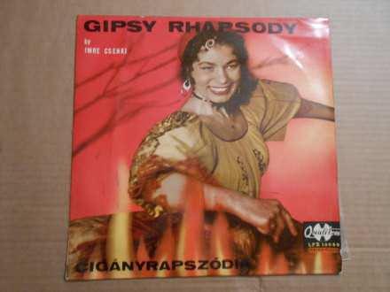 Imre Csenki - Cigányrapszódia - Gipsy Rhapsody