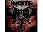 Incite ‎– All Out War (CD)