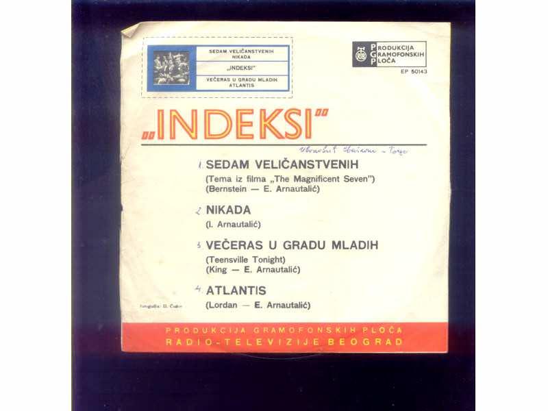 Indexi - Sedam Veličanstvenih
