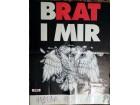 Indexovo radio pozorište Brat i mir - originalni poster
