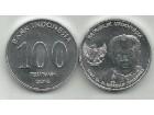 Indonesia 100 rupiah 2016. UNC