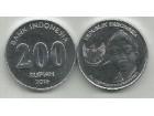 Indonesia 200 rupiah 2016. UNC