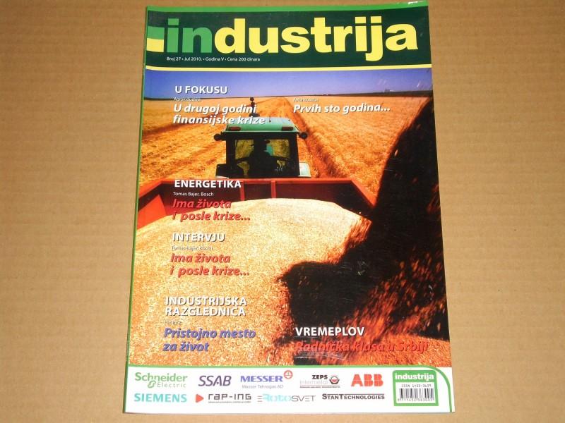 Industrija Br.27 `10