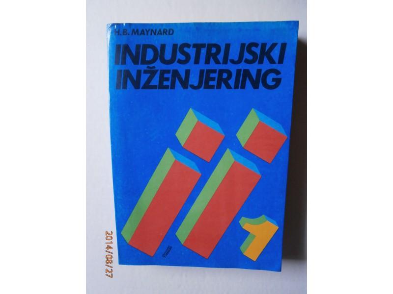 Industrijski inženjering I, H. B. Maynard
