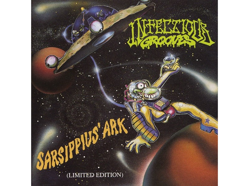 Infectious Grooves - Sarsippius` Ark