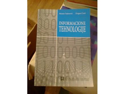 Informacione tehnologije - Todorović, Ćosić