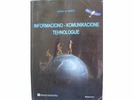 Informaciono - komunikacione tehnologije  -  D.Kostić