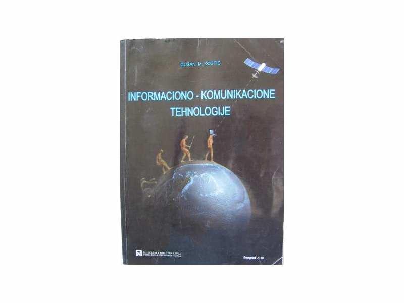 Informaciono - komunikacione tehnologije