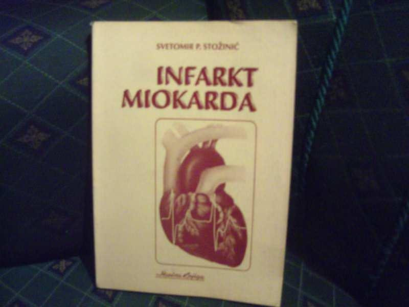 Infrakt miokarda, Svetomir Stožinić