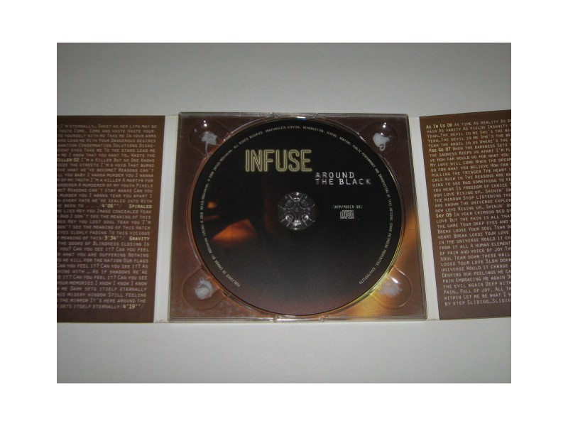 Infuse - Around The Black