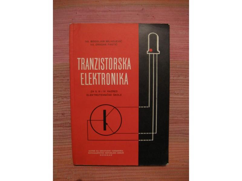 Ing.Milojevic Ing Pantic - Tranzistorska elektronika