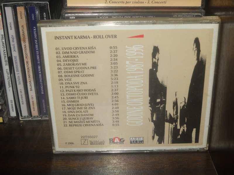 Instant Karma (2) - Roll Over (Godine Oktopoda 1987-1996)