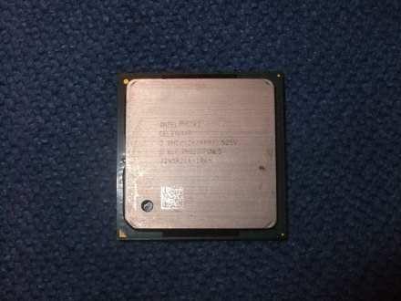 Intel® Celeron®  2.00 GHz, 128K, 400 MHz + GARANCIJA!