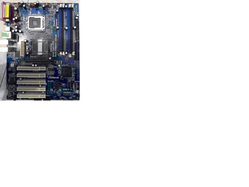 Intel 64  2,66 GHz , Soket 775 + Maticna P.