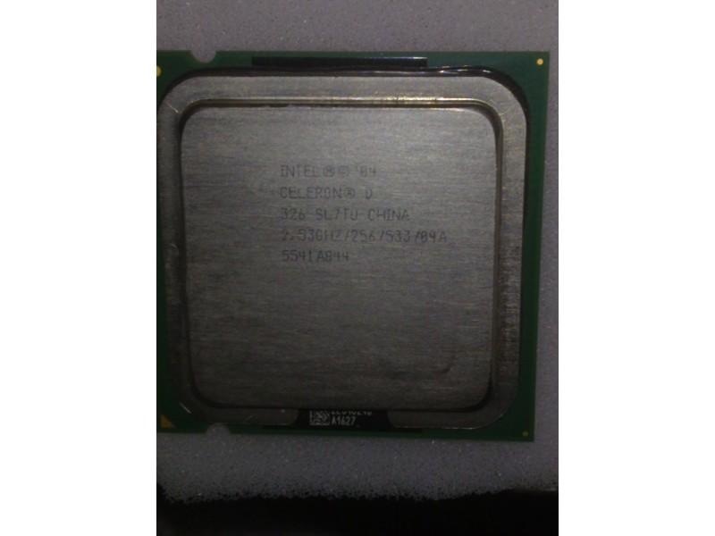 Intel Celeron D 2.53GHz - LGA775