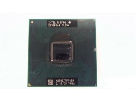Intel Core 2 Duo Mobile P7450 2.133 GHz Laptop CPU