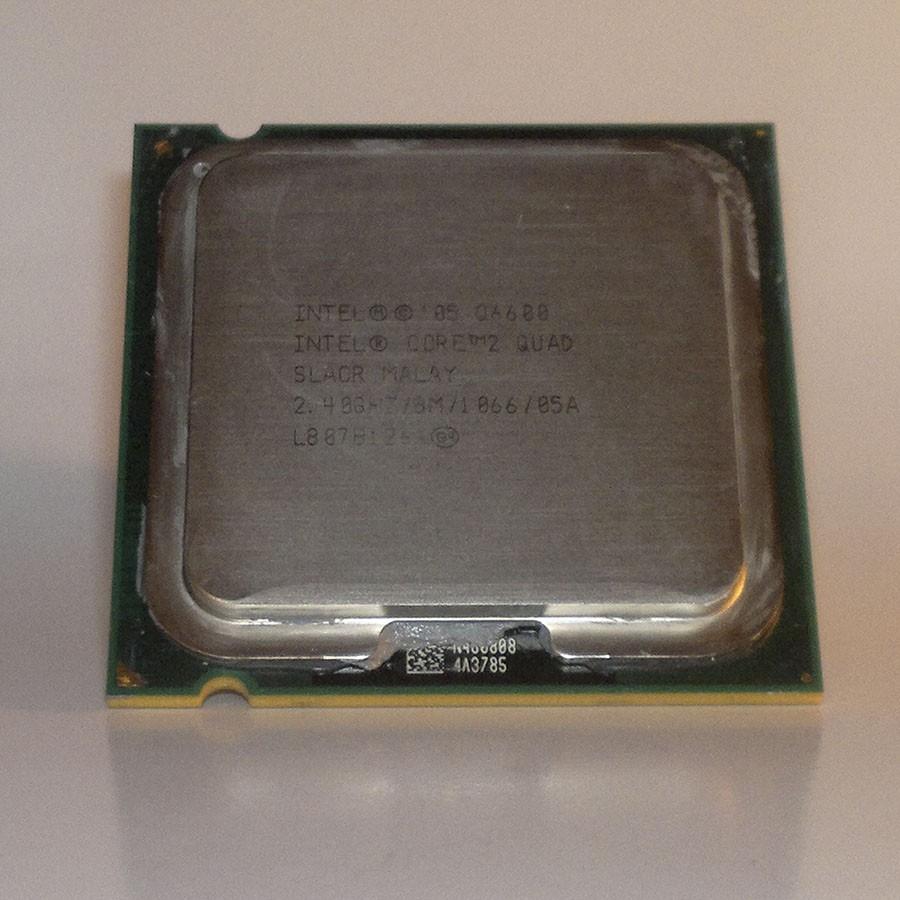 Intel Core 2 Quad Q6600 24 Ghz Kentsfield 46260749