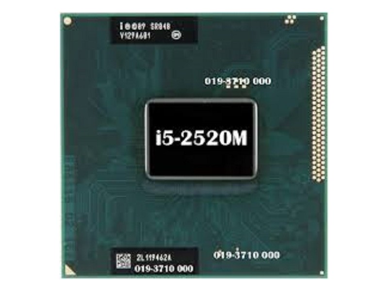 Intel Core i5-2520M 2.5GHz  laptop procesor