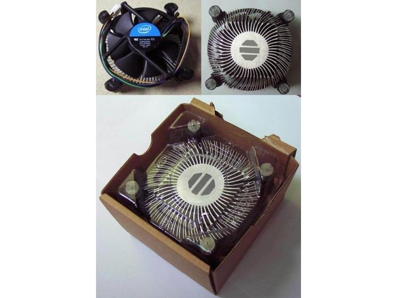 Intel E97379-001 LGA 1155/1156 Aluminum CPU Cooler