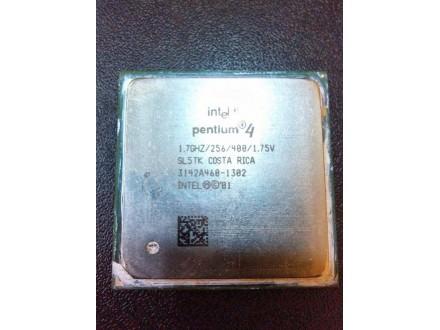 Intel Pentium IV na 1.7GHz (socket 478) + BOX kuler