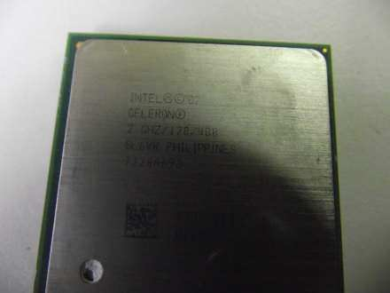 Intel celeron 2000 MHz