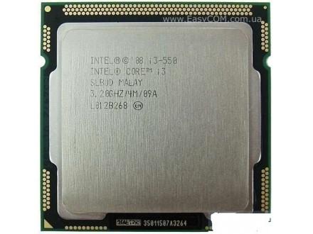 Intel i3 550 3,2gh lga1156