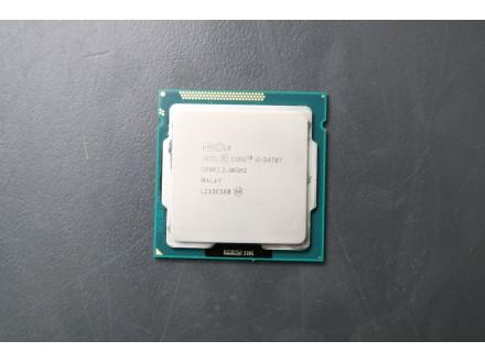 Intel i5 3470T / 2.9GHz / LGA1155 / 3rd generation