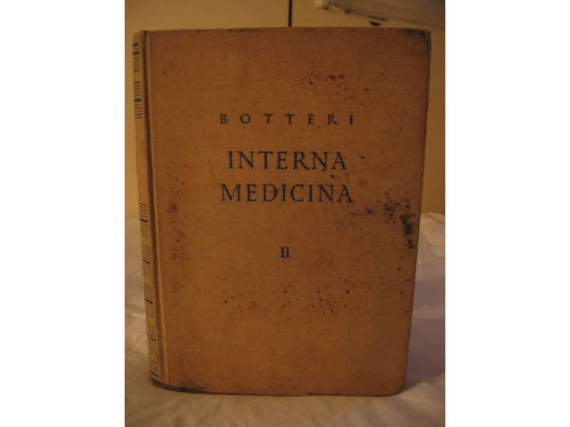 Interna medicina 2 - Botteri