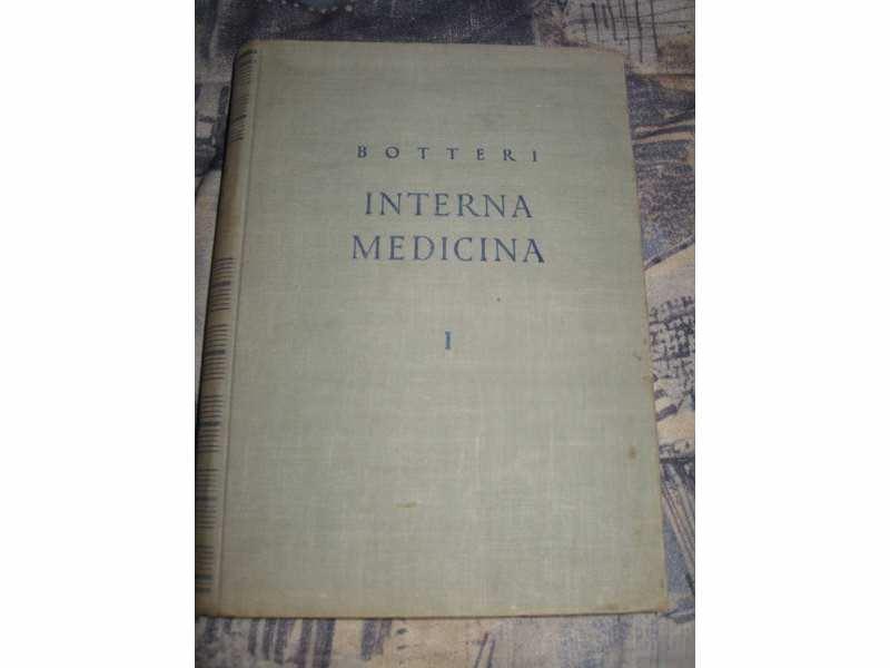 Interna medicina I
