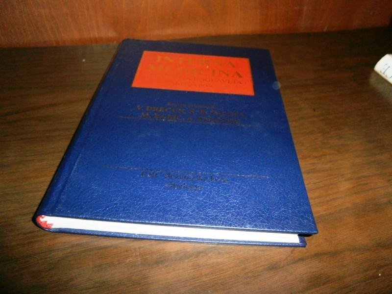 Interna medicina - Izabrana poglavlja knjiga 1