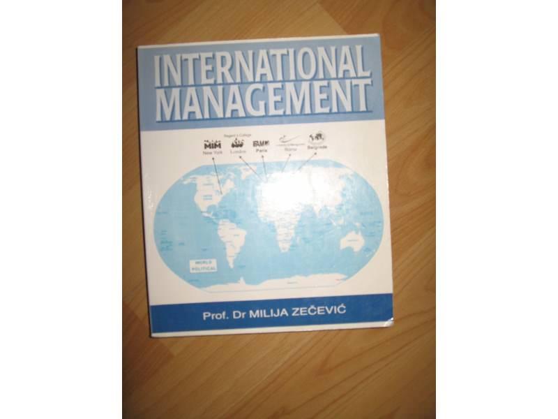 Internacionalni menadzment