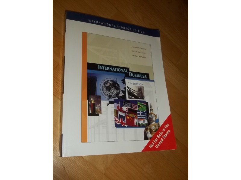 International Business - 7th Edition