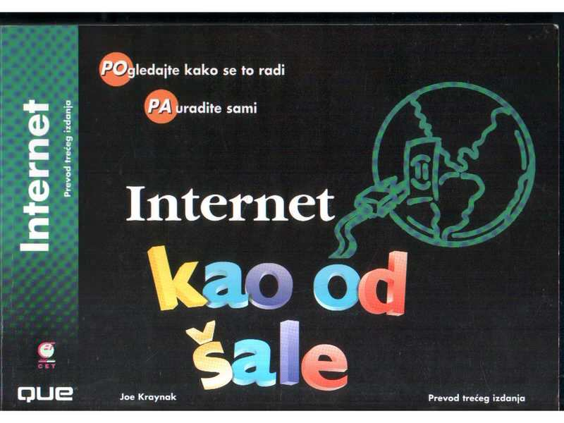 Internet kao od sale- Joe Kraynak