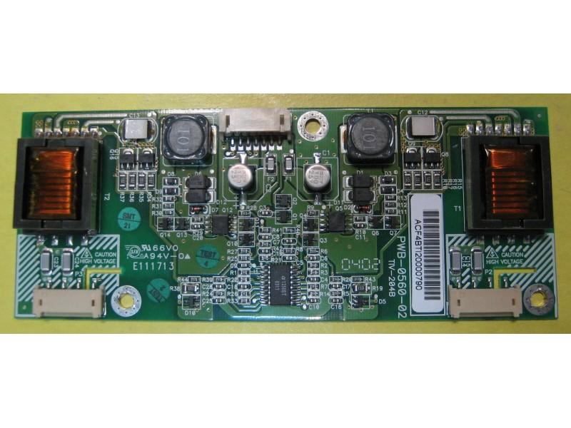 Inverter PWB-0560-02 (TIV-204B)