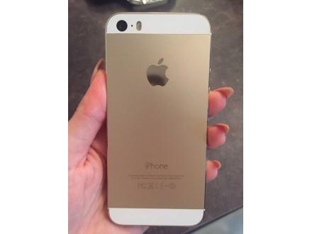 Iphone 5s gold 64GB KAO NOV + poklon