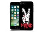 Iphone 7 - SILIKONSKA MASKA ULTRA TANKA KOLOR print KL0023 ®