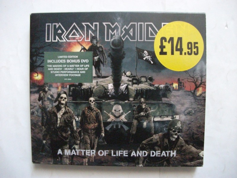 Iron Maiden - A Matter Of Life And Death-limit.edition