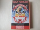 Iron Maiden - The First Ten Years - Up The Irons (VHS)