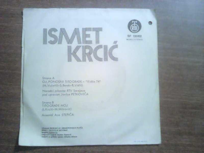 Ismet Krcić - Sestrina Radost
