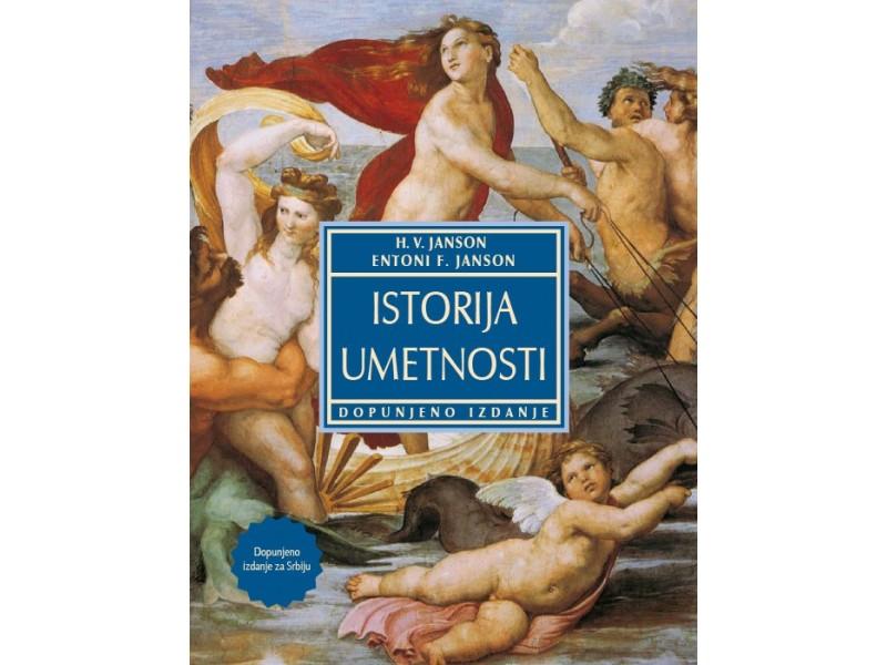 Istorija umetnosti - Entoni F.Janson- H.V. Janson -