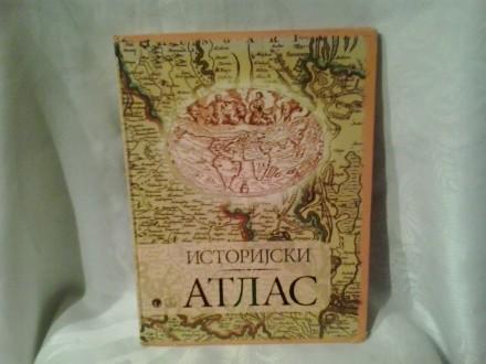 Istorijski atlas Zavoda za udžbenike